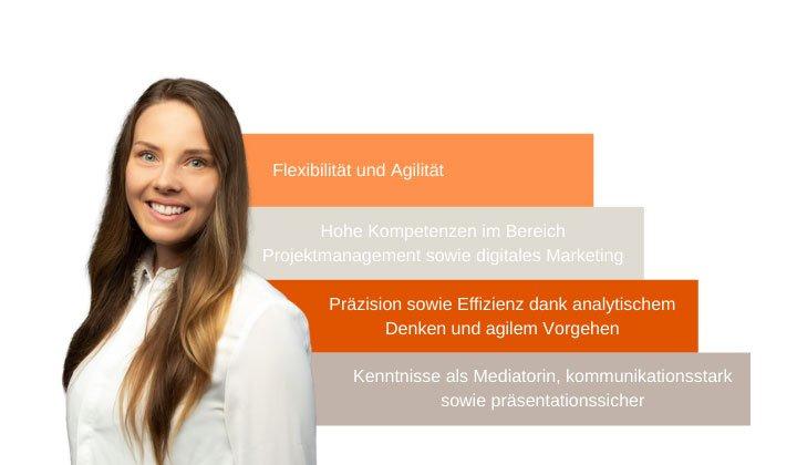 Julia Schmidbauer Eigenschaften